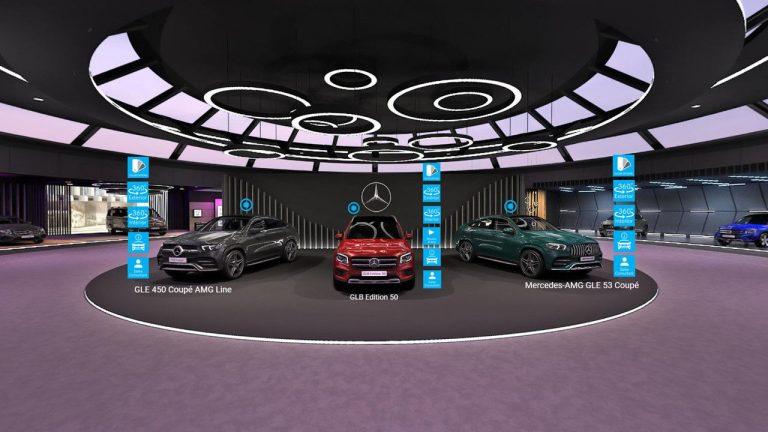 Mercedex-Benz Star Expo